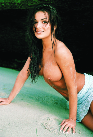 large bondage tits