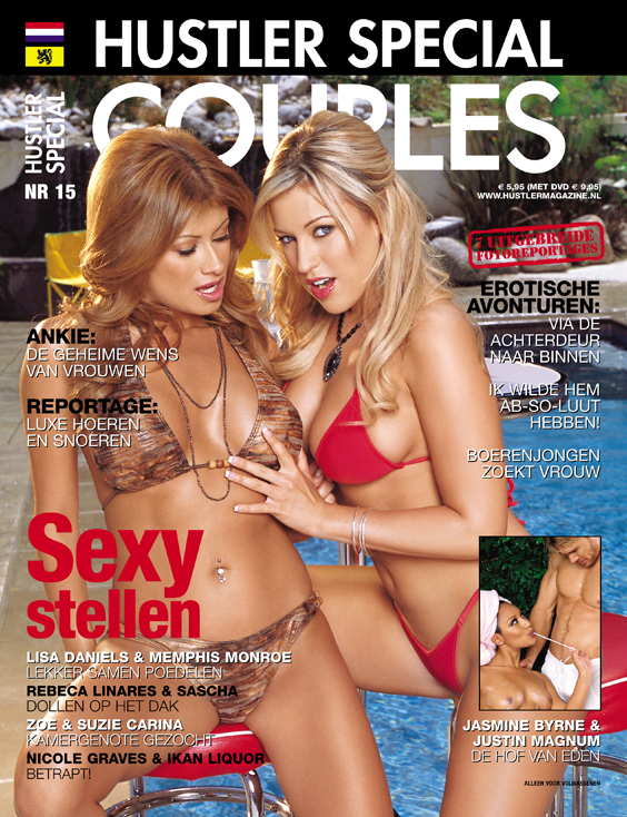 Cover Hustler Special 15
