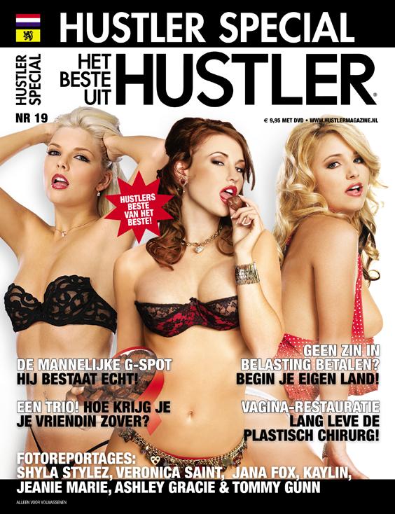 Cover Hustler Special 19